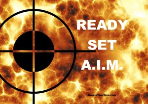 Ready Set AIM Pic