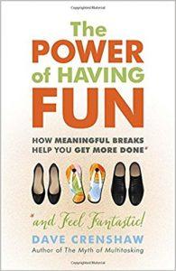 power of having fun